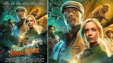 भारत में 24 सितंबर को सिनेमाघरों में रिलीज होगी फिल्म 'Jungle Cruise'