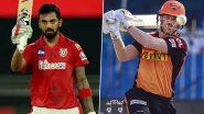 IPL 2021, SRH vs PBKS: सनराइजर्स हैदराबाद और पंजाब किंग्स के बीच खेला जाएगा आज का दूसरा मुकाबला, इन खिलाड़ियों पर होगी सबकी नजर