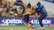 वेंकटेश अय्यर आईपीएल में जड़ा पहला अर्धशतक