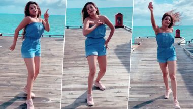 Monalisa Hot Dance Video: समुंद्र के किनारे शॉर्ट ड्रेस पहनकर भोजपुरी एक्ट्रेस मोनालिसा ने किया जमकर डांस, हॉटनेस देखकर रह जाएंगे हैरान