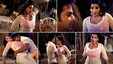 Monalisa Hot Song: भोजपुरी हॉट एक्ट्रेस मोनालिसा ने पवन सिंह के साथ किया बेहद ही बोल्ड डांस, अकेले में देखें वीडियो