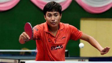 भारतीय टेबल टेनिस खिलाड़ियों ने विश्व युवा प्रतियोगिता में शानदार प्रदर्शन किया