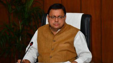 उत्तराखंड के पुनर्वासित परिवारों को मूलभूत सुविधाएं सुनिश्चित की जाए: CM धामी