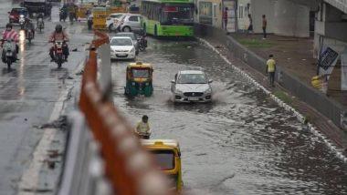 Gujarat Red Alert: बेहद भारी बारिश की भविष्यवाणी के कारण गुजरात रेड अलर्ट पर