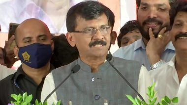 शिवसेना नेता संजय राउत का तंज, कहा- अगर गुजरात के मुख्यमंत्री देश के पीएम हो सकते हैं, तो महाराष्ट्र के सीएम क्यों नहीं?