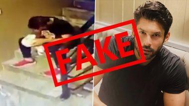 Stop Fake News! Siddharth Shukla के नाम पर ना करें Gym के बाहर के क्लिप को वायरल, ये नहीं उनका आखिरी वीडियो