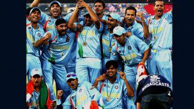 ICC T20 World Cup 2007 Final: पाकिस्तान को हराकर आज ही के दिन Team India ने रचा था नया इतिहास