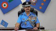 वीआर चौधरी होंगे अगले वायु सेना प्रमुख, आरकेएस भदौरिया की लेंगे जगह