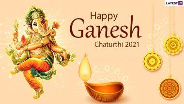 Ganesh Chaturthi 2021: माधुरी दीक्षित, काजोल, तापसी पन्नू सहित बॉलीवुड एक्ट्रेस ने फैंस को दी गणेश चतुर्थी की शुभकामनाएं