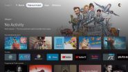 गूगल जल्द ही मुफ्त टीवी चैनल सपोर्ट फीचर कर सकता है पेश