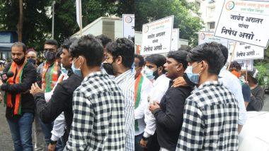 Taliban के साथ RSS की तुलना कर फंसे Javed Akhtar, घर के बाहर हुआ विरोध प्रदर्शन