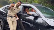 पंचगनी में रास्ता भूले Kartik Aaryan, पुलिस से मांगी मदद फिर जमकर दी सेल्फी