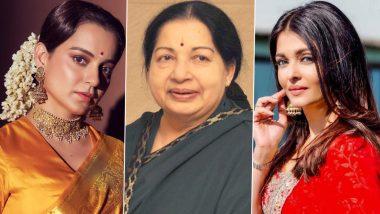 Kangana Ranaut की फिल्म थलाइवी देखने के बाद सिमी ग्रेवाल ने किया खुलासा, बताया Jayalalithaa चाहती थी ये विश्व सुंदरी निभाएं उनका किरदार