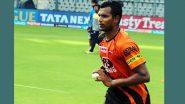 IPL 2021: डीसी vs एसआरएच मुकाबले से पहले T Natarajan हुए कोरोना पॉजिटिव, यहां पढ़ें आज का मुकाबला होगा या नहीं