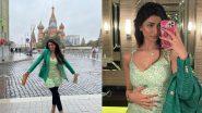 श्वेता तिवारी की बेटी Palak ने मास्को के खूबसूरत नजारों से दिए दिल जीत लेने वाले पोज, देखिए तस्वीरें