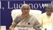 GST Council Meeting: निर्मला सीतारमन ने कहा, रेमडेसिविर पर 5% छूट, इन महंगी दवाईयों पर नहीं लगेगा जीएसटी