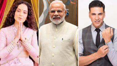 Happy Birthday PM Narendra Modi: प्रधानमंत्री नरेन्द्र मोदी के जन्मदिन पर फिल्मी सितारों ने भी दी बधाई