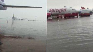Delhi Rains: भारी बारिश के बाद पानी-पानी हुई दिल्ली, एयरपोर्ट बना समंदर- देखें VIDEO