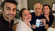 Alia Bhatt ने बॉयफ्रेंड Ranbir Kapoor के साथ मनाया पापा महेश भट्ट का जन्मदिन, पार्टी के अंदर की तस्वीरें की शेयर