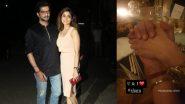Bigg Boss OTT के लव बर्ड शमिता शेट्टी और राकेश बापट साथ साथ हुए स्पॉट, एक्टर ने हाथ थामे फोटो की शेयर