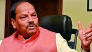 मुसलमानों के नाम पर राजनीति करने वाले अधिकारी पर राज्यपाल कार्रवाई करें-रघुवर दास
