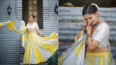 Sapna Choudhary Photos: सपना चौधरी ने एक बार फिर बिखेरा अपने हुस्न का जलवा, लेटेस्ट तस्वीरें देख फिदा हुए फैन्स