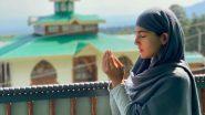 सारा अली खान ने दिया सर्व धर्म समभाव का संदेश