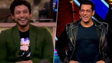 Video: सिद्धार्थ शुक्ला के साथ किया गया सलमान खान का ये मजाक अब फैंस को नहीं आ रहा है पसंद, जमकर बरस रहें हैं दबंग पर