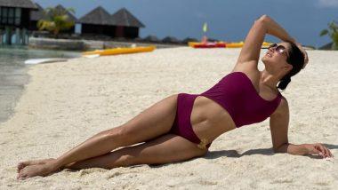 Sunny Leone Bikini Video: बीच समुंद्र में बोट राइड एन्जॉय करती दिखी सनी लियोनी, कैमरे के आगे दिए पोज