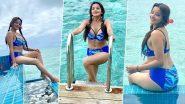 Monalisa Bikini Photos: भोजपुरी एक्ट्रेस मोनालिसा ने ब्लू बिकिनी में शेयर की हॉट तस्वीरें, फोटोज देख छूट जाएगा पसीना