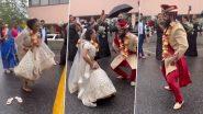 Viral Video: भारतीय दूल्हा और अफ्रीकन दुल्हन ने सड़क पर किया जबरदस्त डांस, वीडियो देख नहीं रोक पाएंगे हंसी