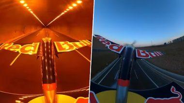 Viral Video: इस्तांबुल की सुरंगों में विमान उड़ाकर पायलट Dario Costa ने बनाया विश्व रिकॉर्ड, देखें वीडियो