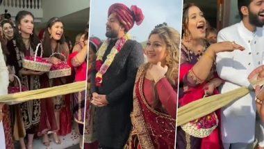 Viral Video: शादी के दिन सालियों ने जीजा से पूछा 'आप यहां आए किस लिए'? मिला जबरदस्त जवाब, देखें वीडियो