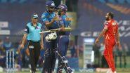 IPL 2021 MI vs PBKS: लगातार तीन हार के बाद मुंबई इंडियंस ने चखा जीत का स्वाद, पंजाब किंग्स को छह विकेट से रौंदा
