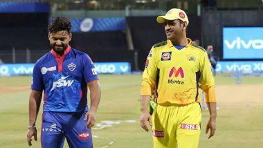 IPL 2021, CSK vs DC, Live Cricket Streaming Online: कब, कहां और कैसे देखें सीएसके और दिल्ली कैपिटल्स की लाइव स्ट्रीमिंग और लाइव टेलिकास्ट