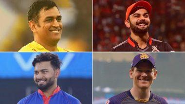IPL 2021: इस धुरंधर खिलाड़ी ने बताया- एमएस धोनी, विराट कोहली, ऋषभ पंत और इयोन मॉर्गन में से कौन है नंबर वन कप्तान?