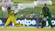 ICC T20 World Cup 2021 AUS vs SA: रोमांचक मुकाबले में ऑस्ट्रेलिया ने दक्षिण अफ्रीका को पांच विकेट से रौंदा