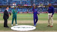 IND vs PAK, ICC T20 World Cup 2021: पाकिस्तान ने जीता टॉस किया गेंदबाजी का फैसला