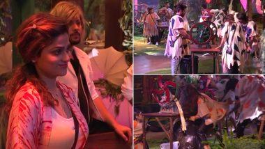 Bigg Boss 15: टास्क में घर वालों की बीच जमकर हुई झड़प, शमिता शेट्टी पर लगा पक्षपात का आरोप