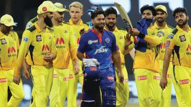 IPL 2021: प्लेऑफ से पहले CSK को लगा बड़ा झटका, ये दिग्गज खिलाड़ी हुआ बाहर