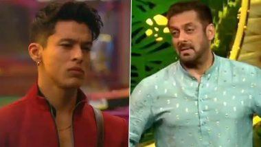 Bigg Boss 15 के पहले वीकेंड का वार में लगी प्रतीक सहजपाल की क्लास, जमकर बरसे Salman Khan
