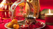 Karwa Chauth 2021 Gift Ideas: करवा चौथ पर ये ख़ास गिफ्ट्स देकर अपनी पत्नी को कराएं स्पेशल फील