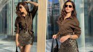 Aamna Sharif Hot Photos: शॉर्ट ड्रेस में आमना शरीफ ने दिखाया बोल्ड अवतार, नजरें नहीं हटा पाएंगे