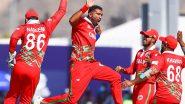 ICC T20 World Cup 2021: रोमांचक मुकाबले में ओमान ने पापुआ न्यू गिनी को 10 विकेट से हराया