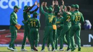 ICC T20 World Cup 2021 AUS vs SA: ऑस्ट्रेलिया की आधी टीम लौटी पवेलियन, मैक्सवेल 18 रन बनाकर हुए आउट