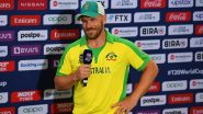 AUS vs SL, ICC T20 World Cup 2021: ऑस्ट्रेलिया ने जीता टॉस, पहले गेंदबाजी का किया फैसला