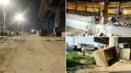 Delhi: 10 महीने से बंद टिकरी बॉर्डर की खुलेंगी सड़कें, पुलिस बैरिकेड्स, कंक्रीट दीवार हटाने में जुटी