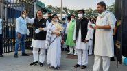 कांग्रेस के कद्दावर नेता ललितेश पति त्रिपाठी ने ज्वाइन की TMC, क्या ममता बनर्जी यूपी चुनाव में चलेंगी बड़ा दांव?