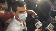 Aryan Khan Drug Case: वसूली के आरोपों के बीच दिल्ली पहुंचे समीर वानखेड़े, कहा- NCB ने तलब नहीं किया