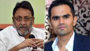 Mumbai Drugs Case: समीर वानखेड़े को बड़ी राहत, मंत्री नवाब मलिक द्वारा NCB को भेजे गये आरोपों वाले गुमनाम पत्र के खिलाफ नहीं करेगी कोई कार्रवाई